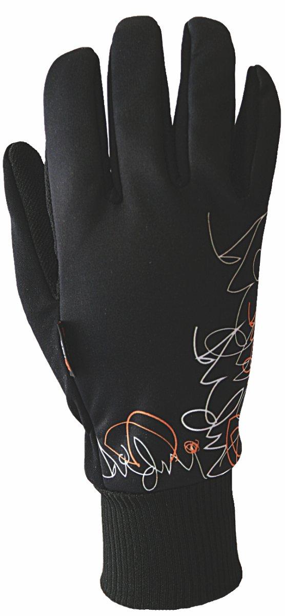 Velmi odolné elastické membránové Soft shell rukavice 43d3b5b34b