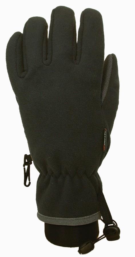 Dvouvrstvé větruodolné a paropropustné prstové rukavice 5b41a961ca