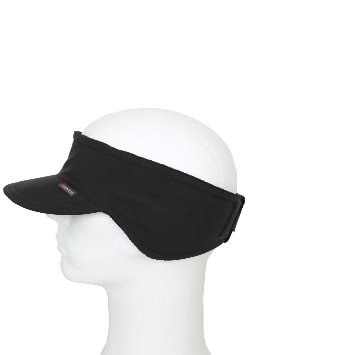 9374874805c Sportovní soft shell čelenka s membránou