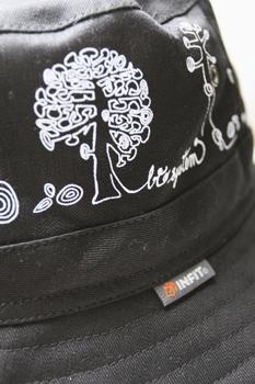 Daen letní klobouk khaki  2538d2d659
