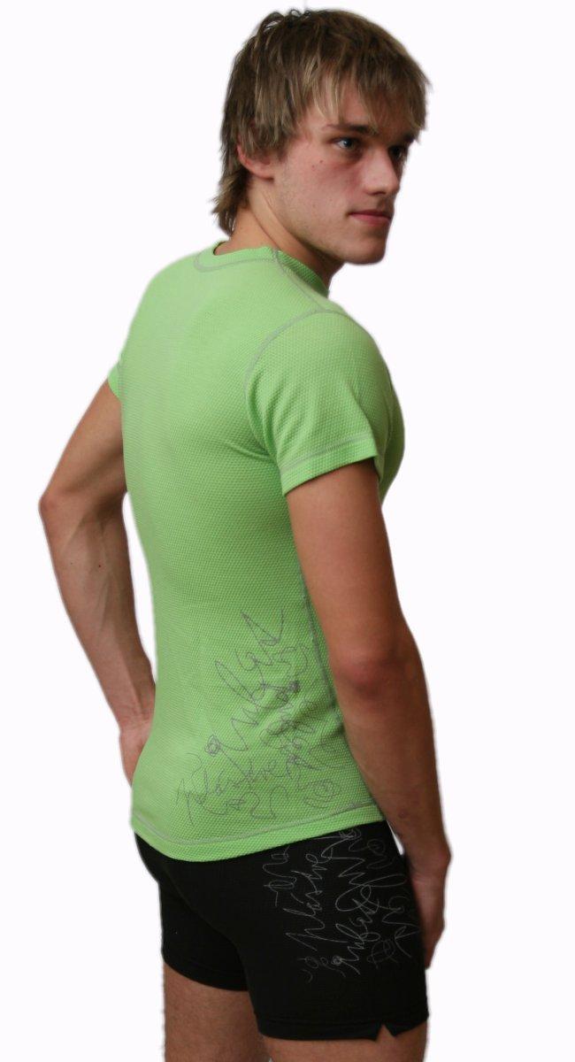 Outlast Plástve - funkční prádlo od Infitu - pánské triko s krátkým rukávem  · Všechny naše výrobky jsou vyrobeny v Česku 0b0b4dc977