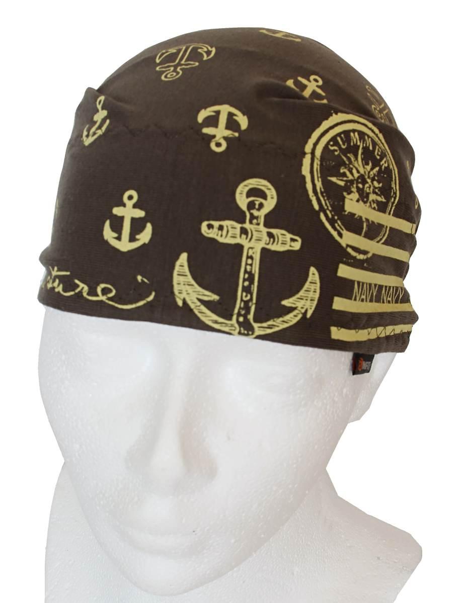 Všechny naše výrobky jsou vyrobeny v Česku. Další obrázky produktu  Dětský  pirát trojúhelníkový šátek khaki vzor Safari 98f6b864d9