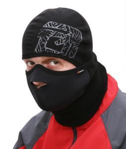 Maska  2 barva černá
