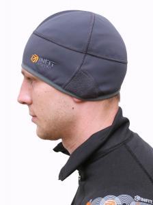 ergonomicky tvarovaná čepice  soft shell.speciálně na kolo pod přilbu nebo helmu