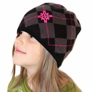 Pletená čepice s coolmaxovou vložkou.