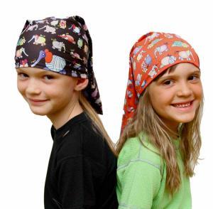 Sportovní šátek, multifunkční tunel pro děti do 12 let. Tuba jako volný šátek.