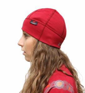 Čepička vhodná pod přilbu nebo helmu, ploché švy, Outlast