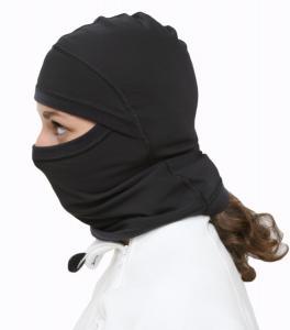 Podvlékací kukla pod helmu. Nový střih. Ploché švy. Vhodná i pro použití brýlí.