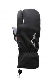 úžasný kompromis mezi palčáky a prsťáky- větší tepelný komfort