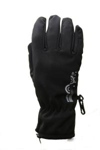 Adren bike rukavice, rukavice na kolo ze soft shell na podzimní období