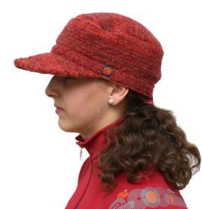 Sportovní čepice s kšiltem Tifany je vhodná pro outdoorové využití  v chladném p