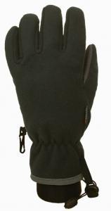 Dvouvrstvé větruodolné a paropropustné prstové rukavice