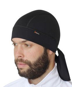 Brex  tvarovaný šátek černý