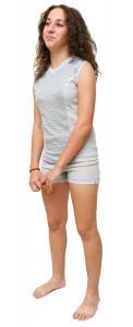Kala  dámské triko bez rukávů