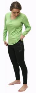Funkční dámské tričko na sport Outlast® Plástve - dlouhý rukáv