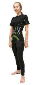 Outlast Plástve  dámské triko s krátkým rukávem 2