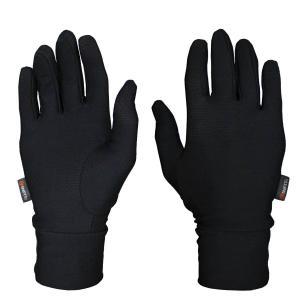 Nordic Walking  elastické rukavice  černé