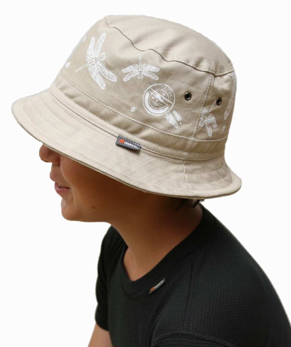 Lehký letní klobouk z bavlněné tkaniny. 8bb4b945a1