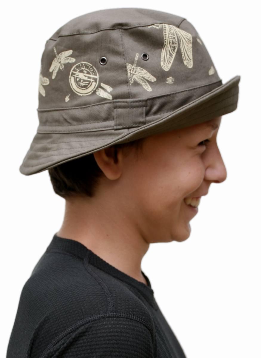 da657ad0ddb Lehký letní klobouk z bavlněné tkaniny.