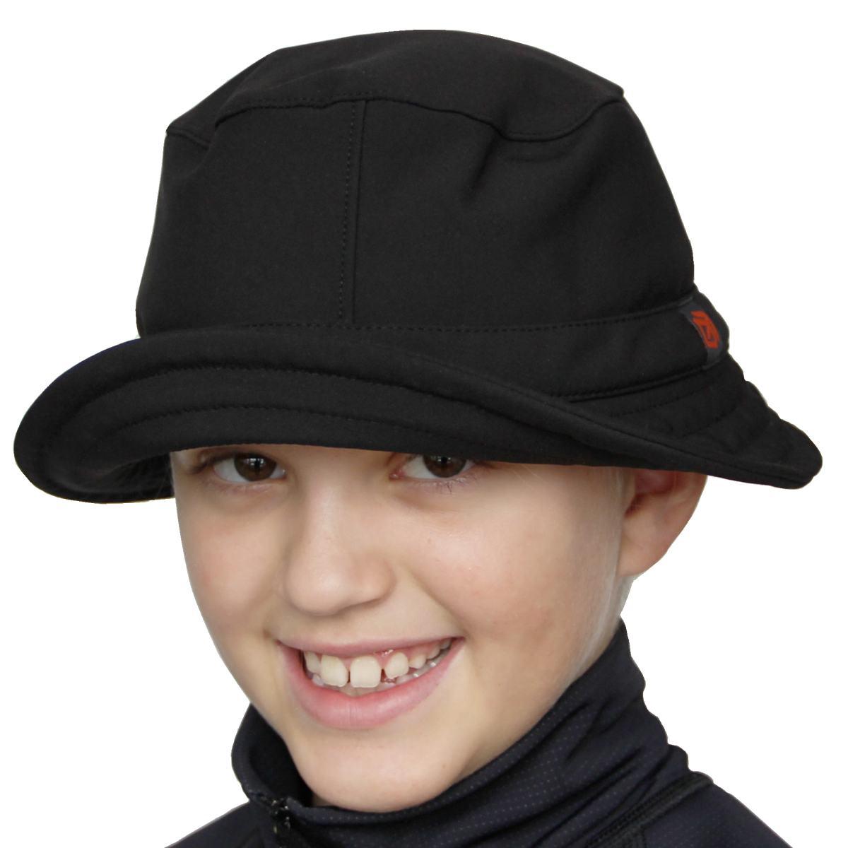 f0a0f23c31e Zimní soft shell klobouk Barry