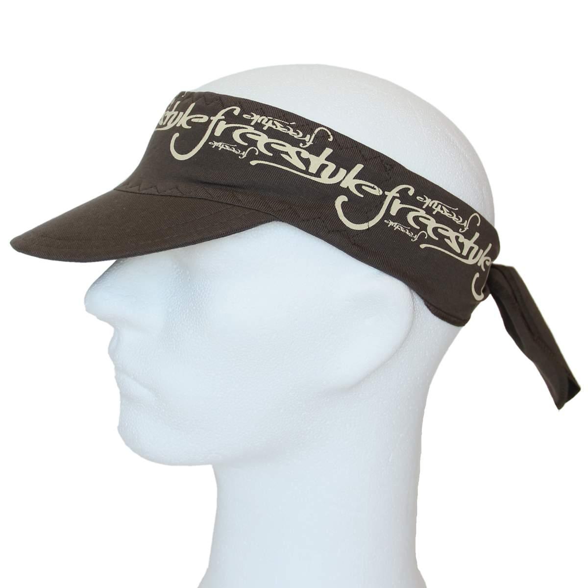 27923ac97c2 Vázací čelenka s kšiltem khaki vzor Tagy
