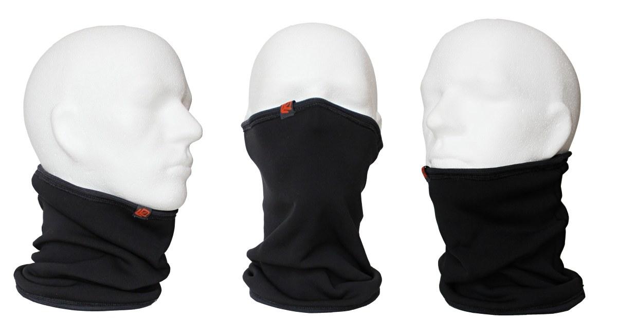 Velmi teplý nákrčník. Povytažením jednoduše a rychle získáte obličejovou  masku. d4ed7ce719