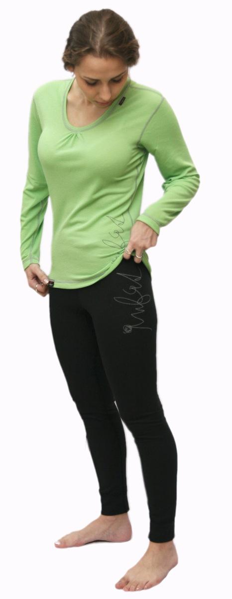 Funkční dámské tričko na sport Outlast® Plástve - dlouhý rukáv 2f71376a2a