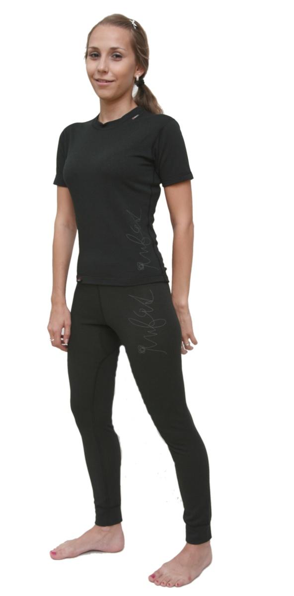 Outlast Plástve dámské triko s krátkým rukávem 1 černá  c04aa5e8b1