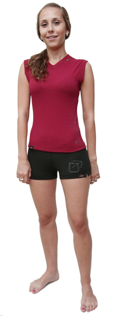 Funkční prádlo Outlast Plástve dámské triko bez rukávů 7181c99d29