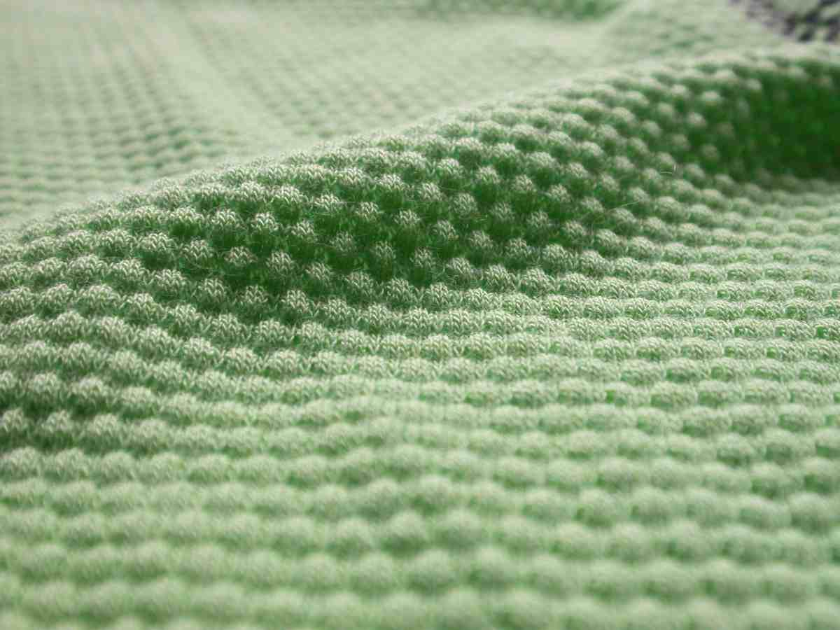 Funkční dámské tričko na sport Outlast® Plástve - dlouhý rukáv · Funkční  Outlast Plástve detail pleteniny e136be3fce