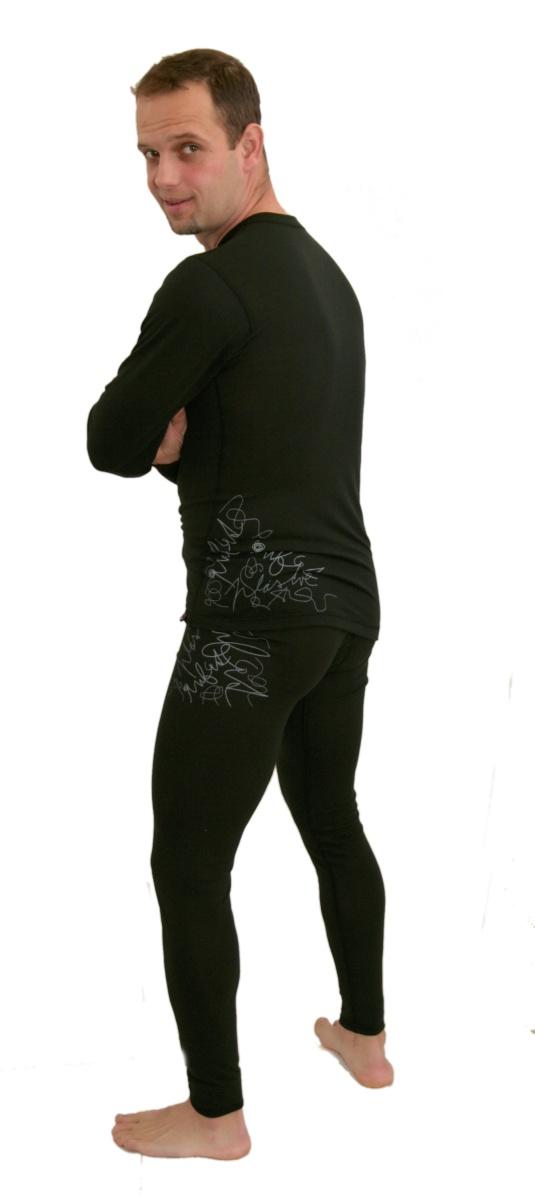 Outlast Plástve pánské triko s dlouhým rukávem 41677f09eb
