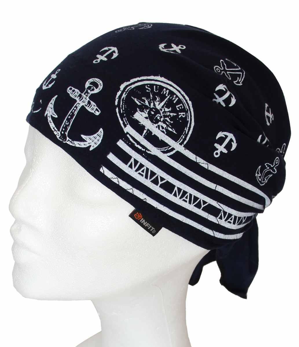 Dětský pirát trojúhelníkový šátek černý 8ec7f3e7aa