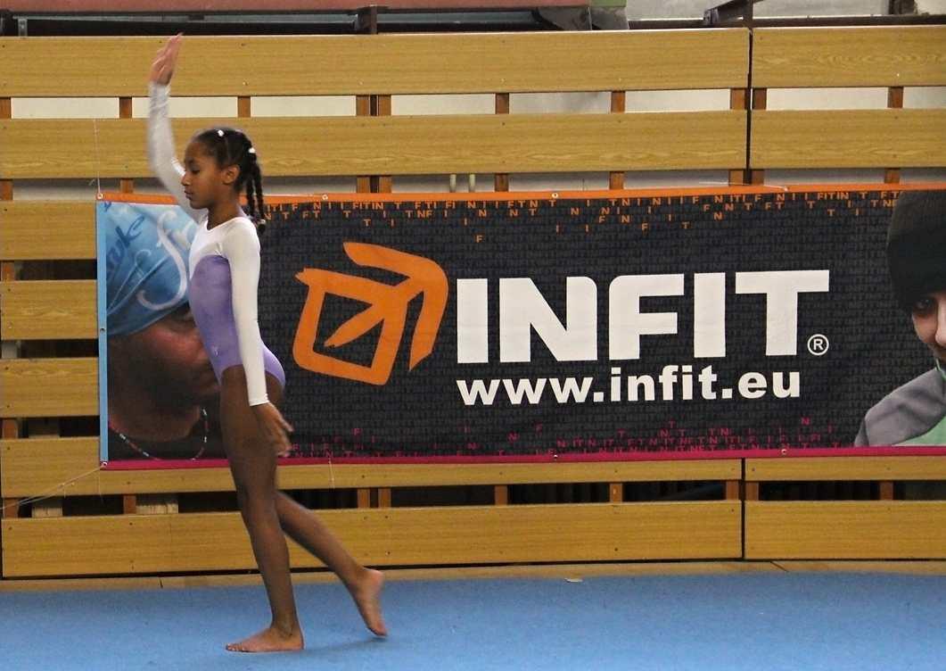 642bdc777c9 Infit jako sponzor na mezinárodním závodu ve sportovní gymnastice v ...