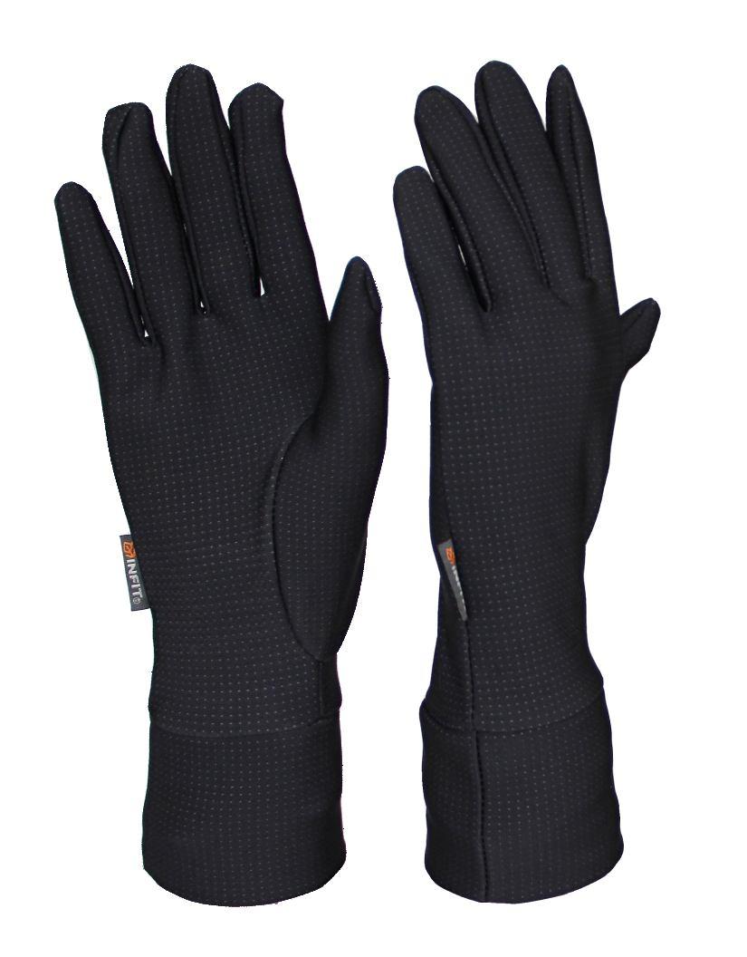 Běžecké rukavice Yavan jsou jednovrstvé elastické prstové rukavice. efa4e67799