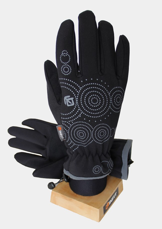 Použití rukavic  kolo b65decb516