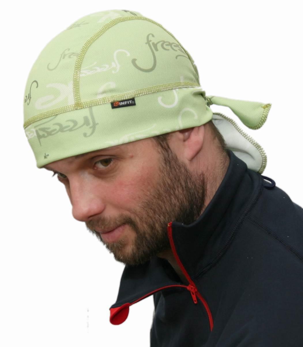 Onset - cyklo šátek z funkční pleteniny Coolmax Extreme. f9dc89e2de