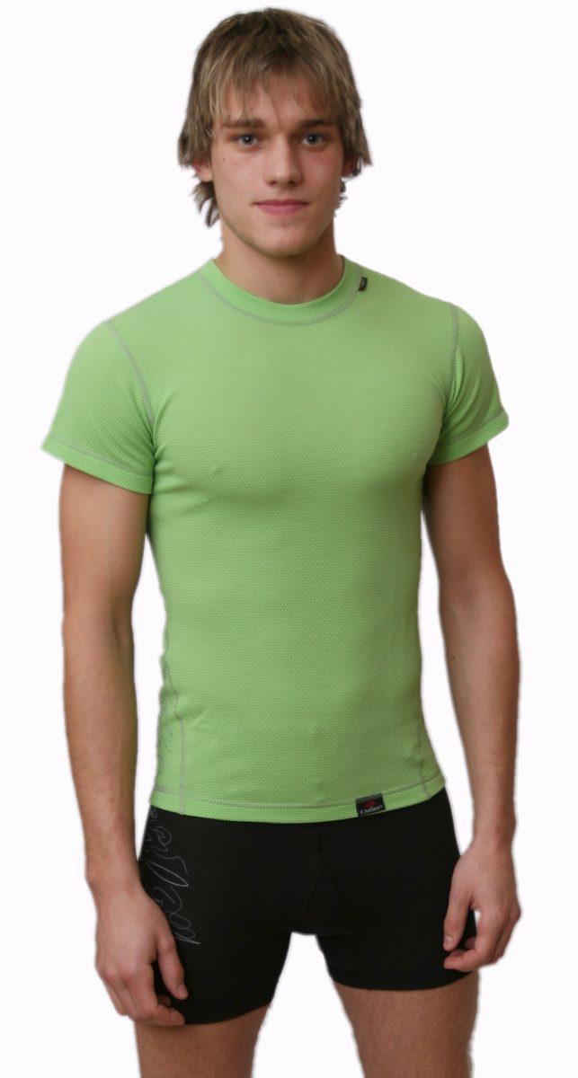 Outlast Plástve - funkční prádlo od Infitu - pánské triko s krátkým rukávem 0d977890d1
